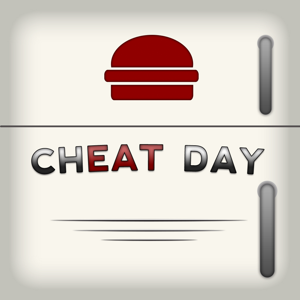 Cheat Day App app icon