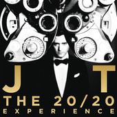 Justin Timberlake - The 20/20 Experience (Deluxe Version) ilustraci&oacute;n
